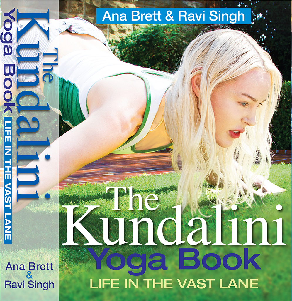 The Kundalini Yoga Book cover