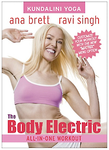 DVD Body Electric